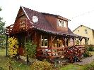Samodzielny Dom Drewniany